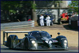Bentley EXP Speed 8 s/n 004/1 - Kristensen - Capello - Smith