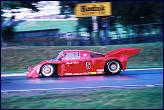 Early Daytona Prototype?  URD BMW of Grohs and Gall