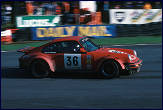 Class win for Dron and Cleare in their Porsche 934