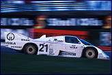 Only 8th place meant no title for Pescarolo with Wollek and Heyer in the Joest Porsche 936C