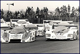 Group C in the 80's, Copse Corner, Patrese and LC-2, Palmer and 956 ...........