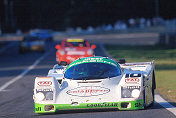 Old Faithful............Henri Pescarolo and Joest 962