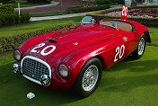 Jon Shirley '49 166 MM Barchetta