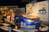 Another colourful Chevrolet Monte Carlo NASCAR racer
