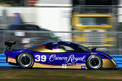 No 39 Lexus-Crawford, Eddie Cheever Jr, Christian Fittipaldi & Patrick Carpentier